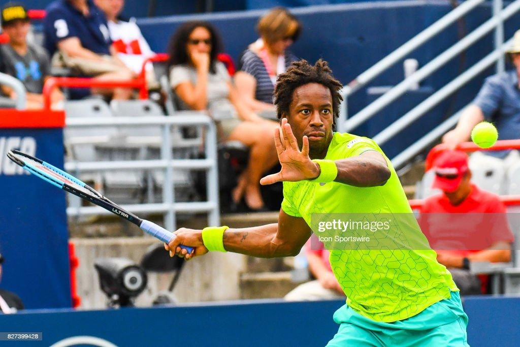 TENNIS: AUG 07 ATP Coupe Rogers : Foto di attualità