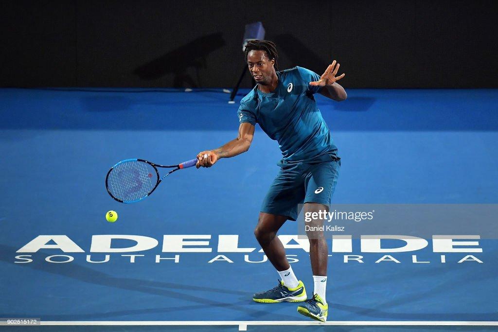 2018 World Tennis Challenge - Day 1 : News Photo