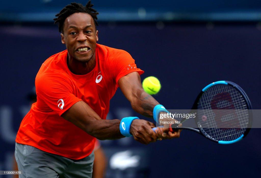 Dubai Duty Free Tennis Championships - Day Thirteen : News Photo