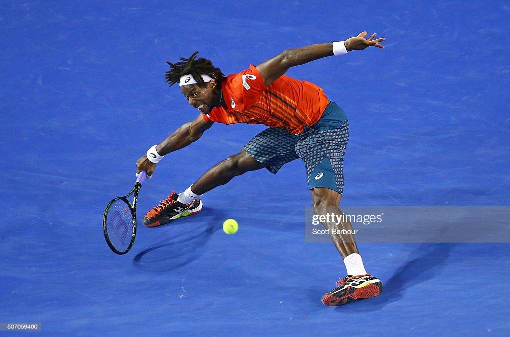 2016 Australian Open - Day 10 : News Photo