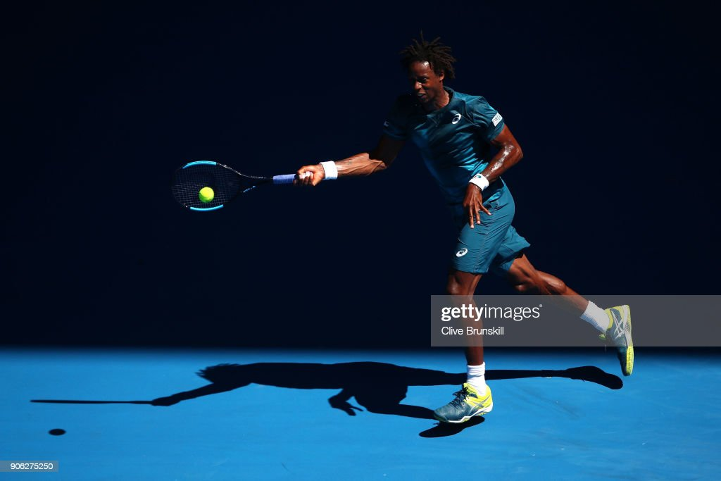 Highlights from Australian Open 2018