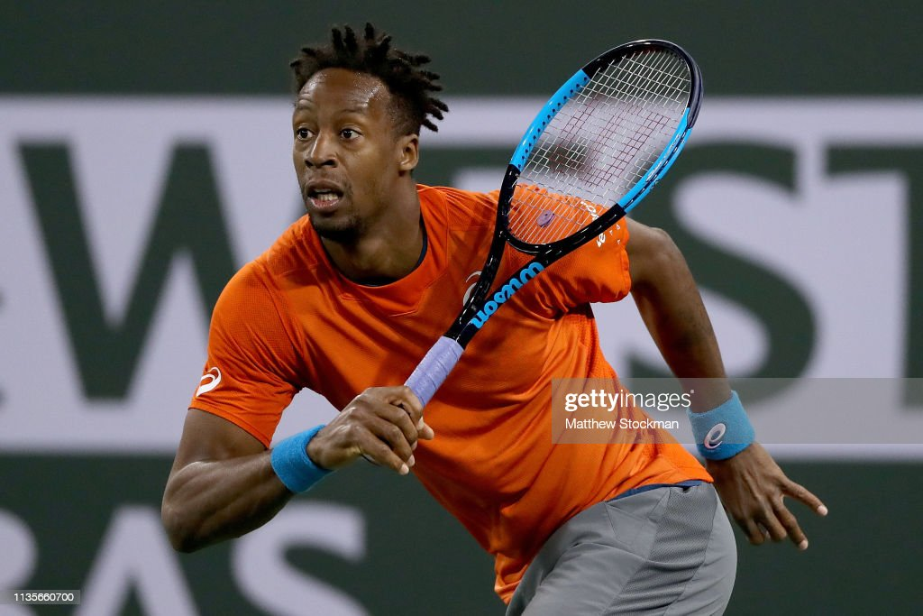 BNP Paribas Open - Day 10 : News Photo