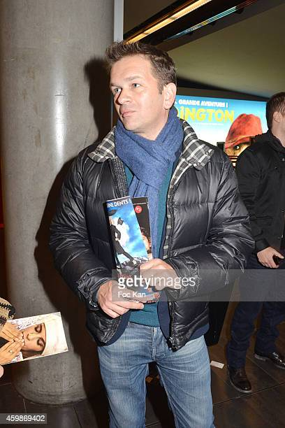 Gael Morel attends the 'Cheries Cheris' - LGBT 20th Festival - : Closing Ceremony At MK2 Bibliotheque on December 2, 2014 in Paris, France.