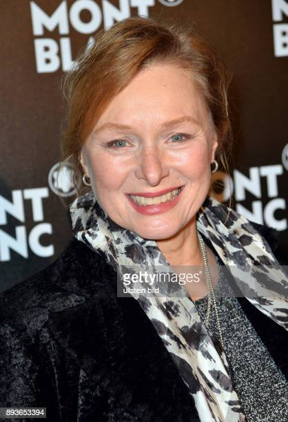Gaeste : Marita Marschall ist eine deutsche Schauspielerin.