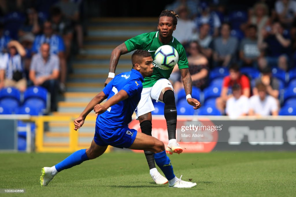 AFC Wimbledon v Brighton and Hove Albion - Pre-Season Friendly