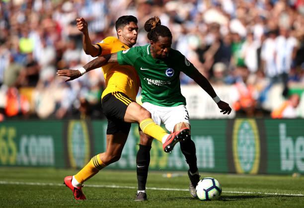 GBR: Wolverhampton Wanderers v Brighton & Hove Albion - Premier League