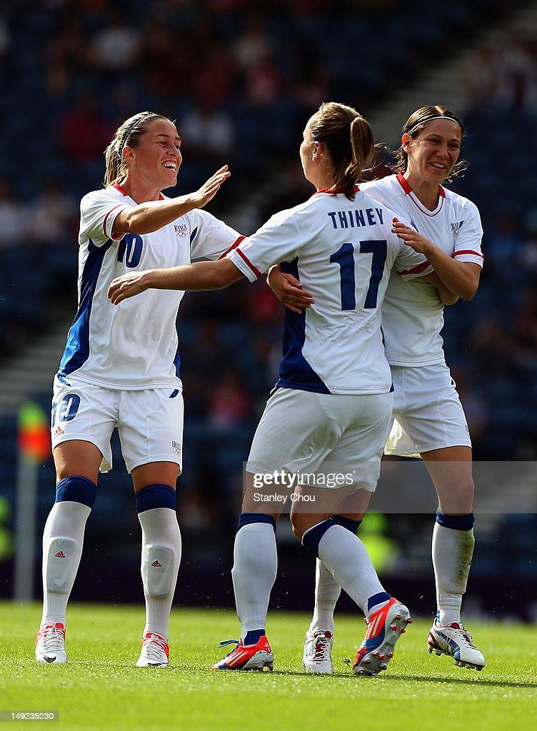 Olympics Day -2 - Women's Football - USA v France