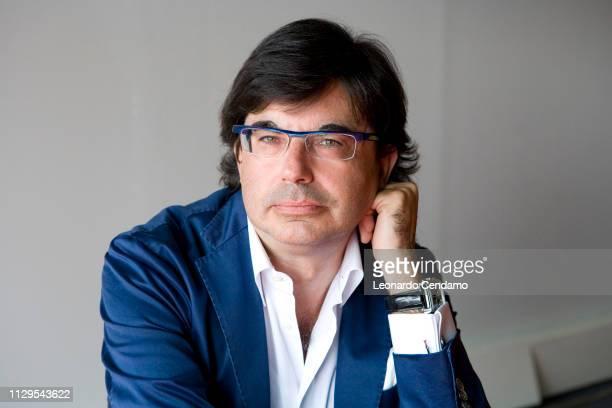 Gaetano Cappelli Italian writerportrait Milan Italy 15th May 2009 6568b230148b