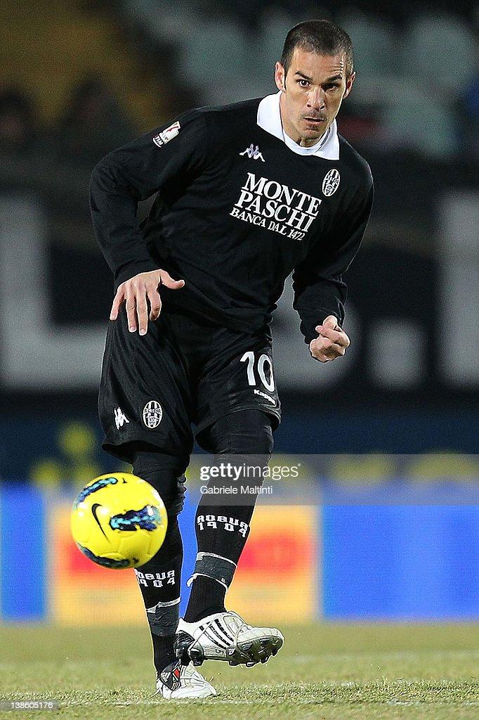 AC Siena v SSC Napoli - Tim Cup