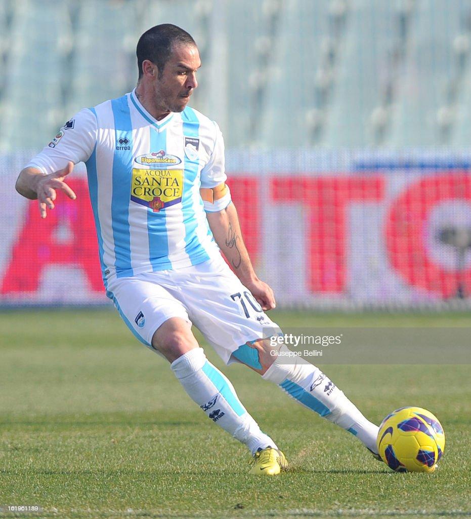 Pescara v Cagliari Calcio - Serie A