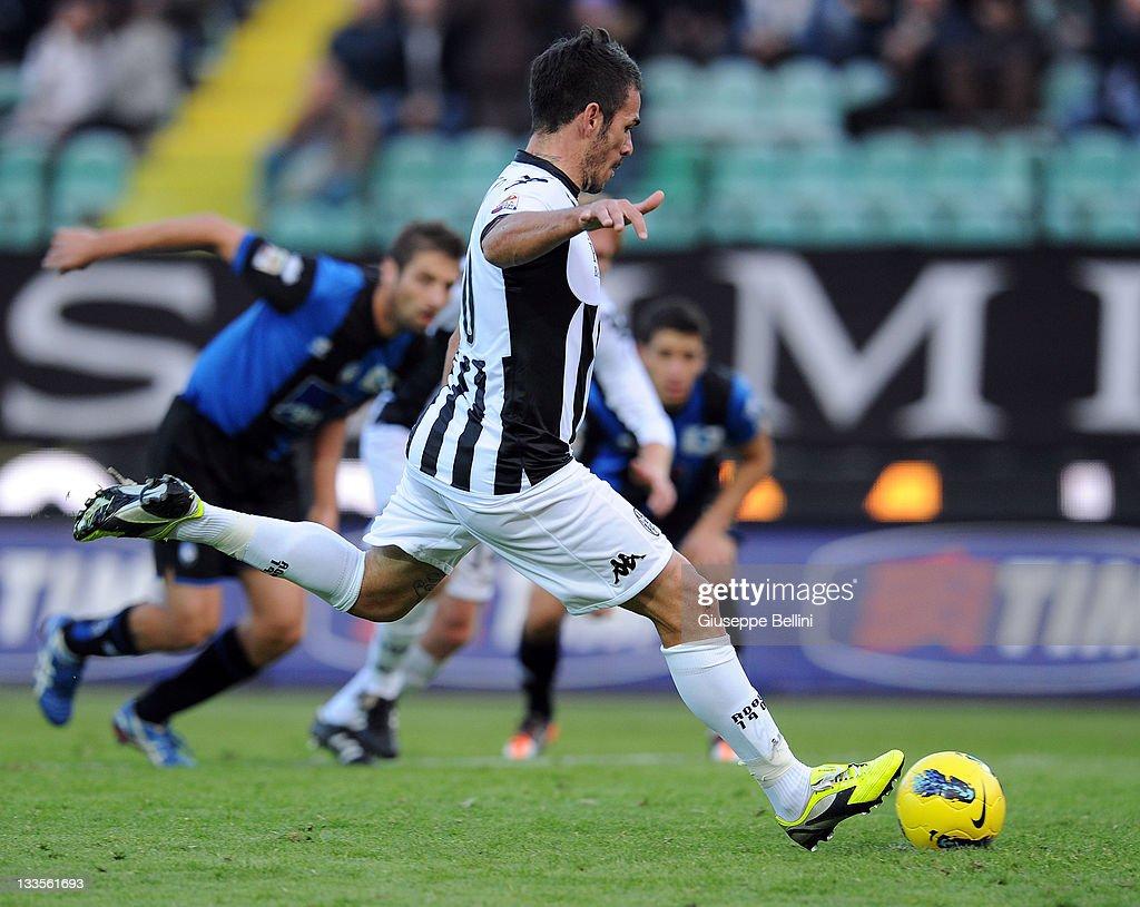 AC Siena v Atalanta BC  - Serie A