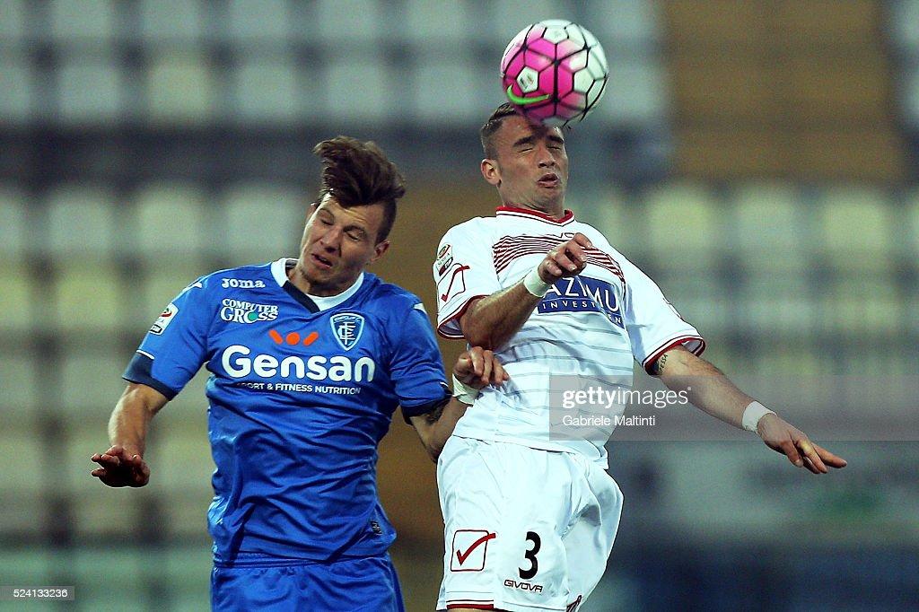 Carpi FC v Empoli FC - Serie A : Foto di attualità