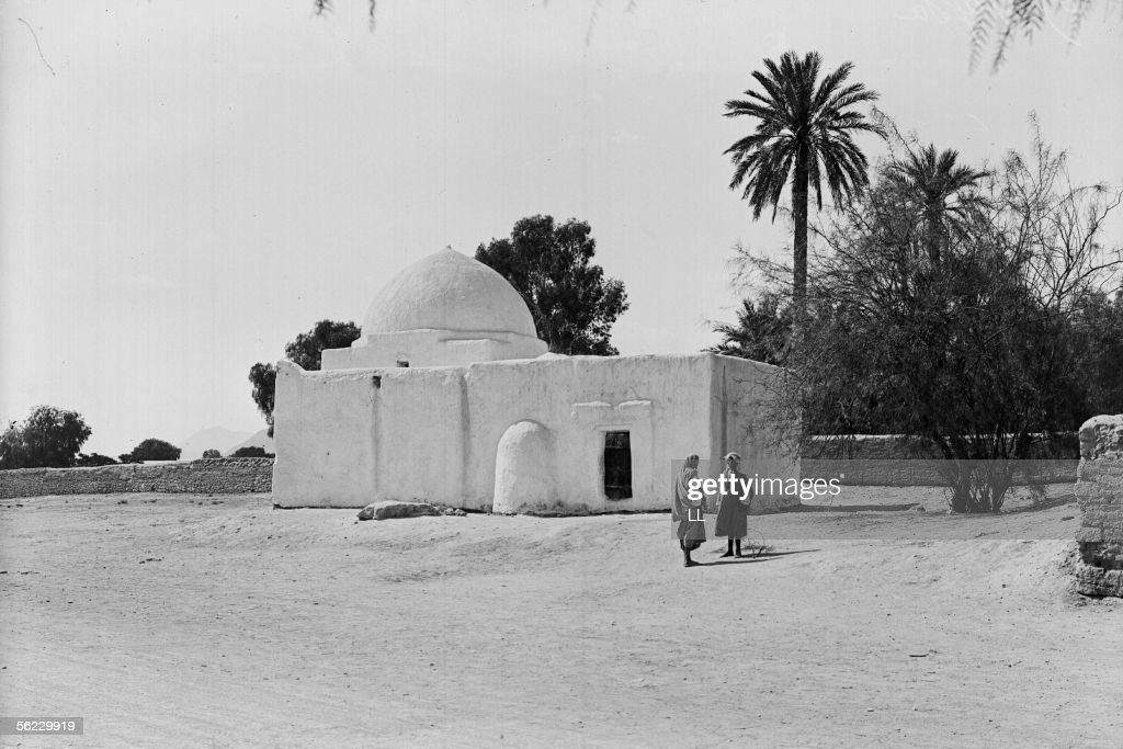 Woman in Gafsa