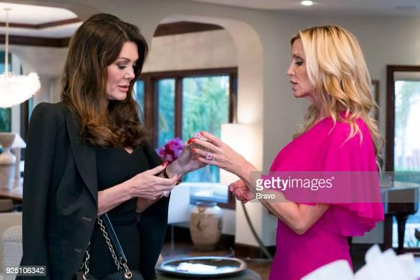 HILLS 'Gag Gift' Episode 812 Pictured Lisa Vanderpump Camille Grammer