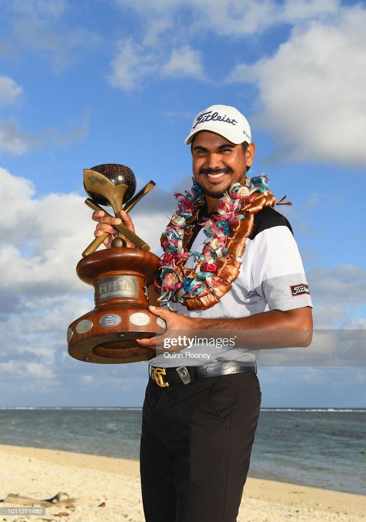 Fiji International - Day Four : News Photo