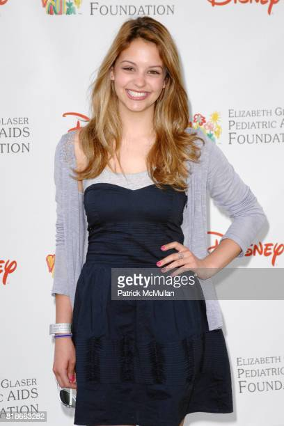 Gage Golightly attends 21st ANNUAL A TIME FOR HEROES CELEBRITY PICNIC SPONSORED BY DISNEY TO BENEFIT THE ELIZABETH GLASER PEDIATRIC AIDS FOUNDATION...