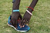 nassau bahamas gai nyang tap athlete