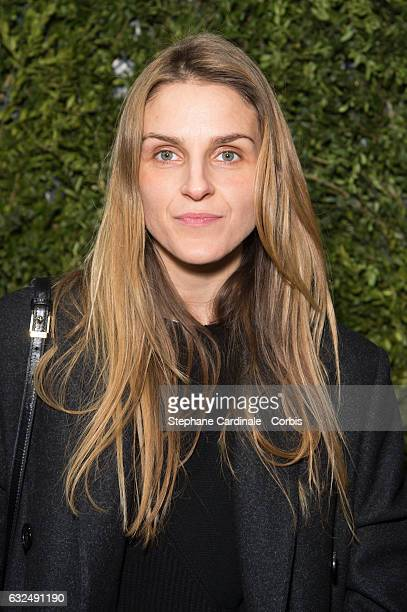 Gaia Repossi attends the Christian Dior Haute Couture Spring Summer 2017 show as part of Paris Fashion Week on January 23, 2017 in Paris, France.