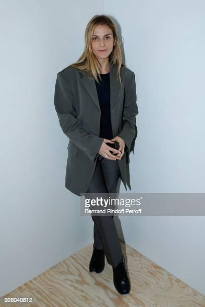Gaia Repossi attends the LVMH Prize 2018 Designers Presentation on March 1 2018 in Paris France