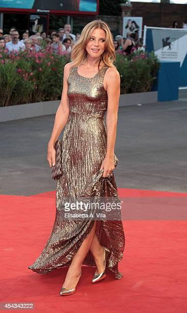 Gaia Trussardi attends the '99 Homes' - Premiere during the 71st Venice Film Festival on August 29, 2014 in Venice, Italy.