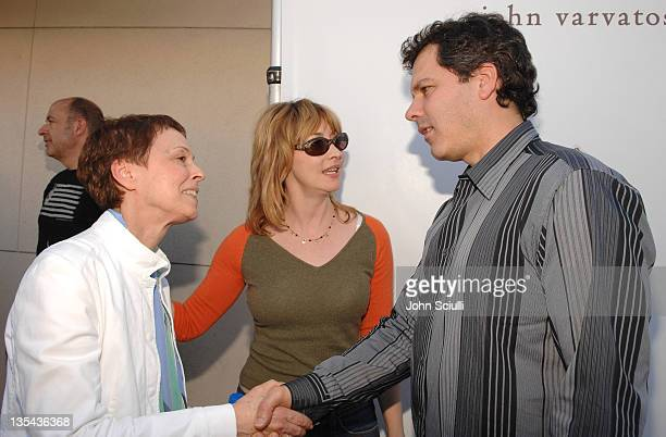 Gail Abarbanel Sharon Lawrence and Dr Tom Apostle