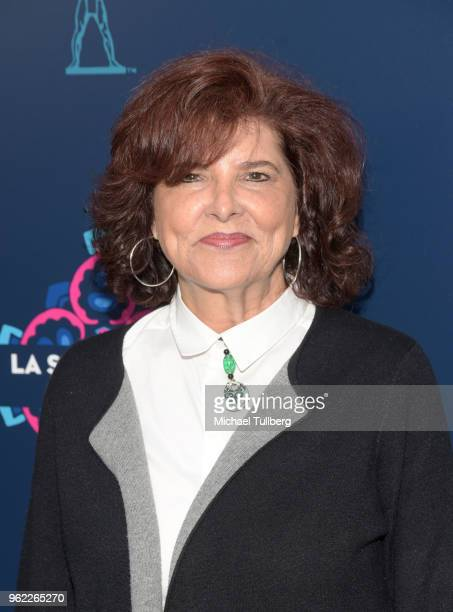 Gail Borges attends the 20th Century Fox 2018 LA Screenings Gala at Fox Studio Lot on May 24 2018 in Century City California