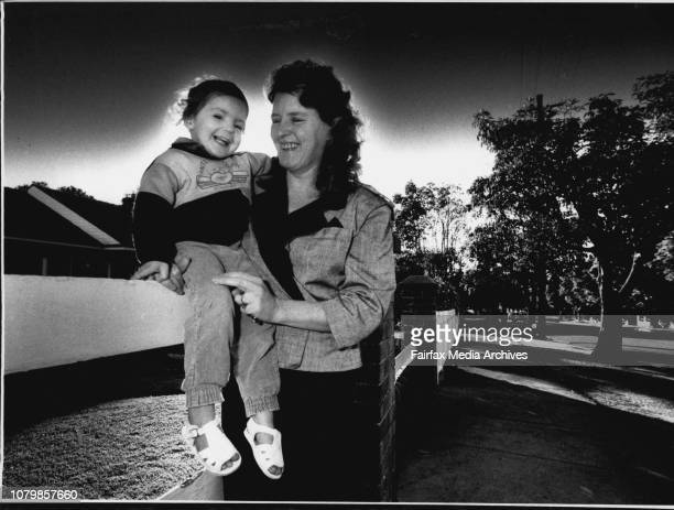 Gail Fuller and her deaf son Mitchell 3yearsSydney Rescue work SocietyTwo years ago Gail Fuller was told she needed a operationAs a single mum with...