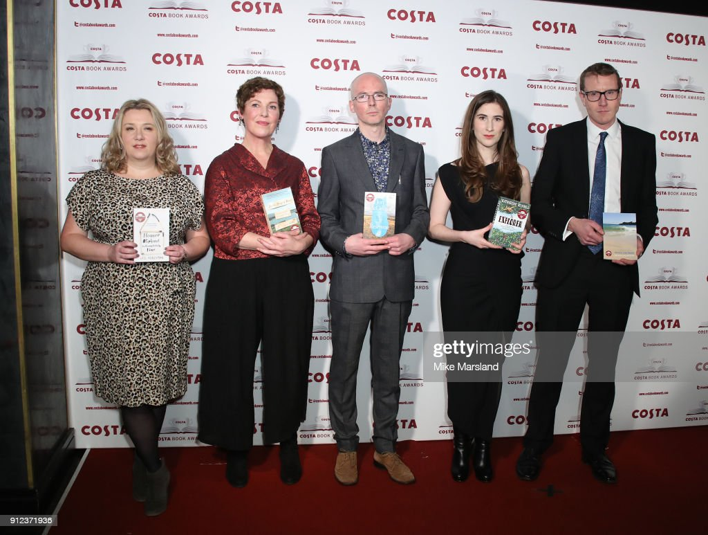 Costa Book Awards 2018 call s and