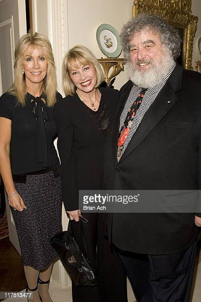Gail Icahn and guests during Carl and Gail Icahn Host a KickOff Cocktail Party at IcahnOs Home in New York City New York United States
