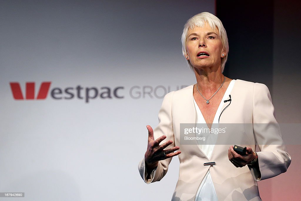 Westpac Banking Corp. CEO Gail Kelly Presents Interim Results