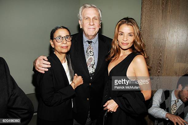 Gail Lumet Buckley Kevin Buckley and Jenny Lumet attend THE CINEMA SOCIETY and LANCOME host the after party for RACHEL GETTING MARRIED at Cooper...