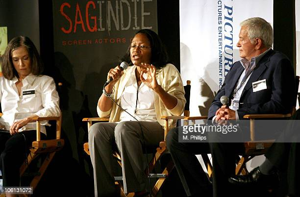 Gail Mutrux Producer Kinsey Aisha Coley Casting Director Akeelah and the Bee and Mark Damon Foresight Unlimited