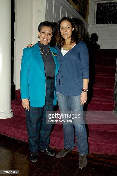 Gail Nelson and Linda Powell attend CAUSE CELEBRE benefiting THE FORTUNE SOCIETY PRISON REFORM at The Players on March 18 2008 in New York City