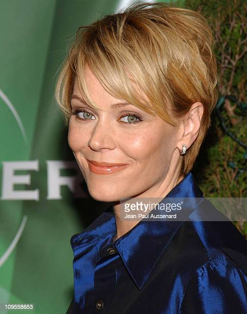 Gail O'Grady during 2004 NBC All Star Party Arrivals at Universal Studios in Universal City California United States