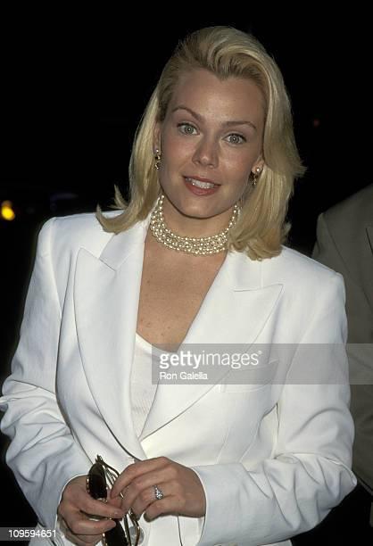 Gail O'Grady during ABC AllStar Party for Summer TCA Press Tour at Ritz Carlton Hotel in Pasadena California United States