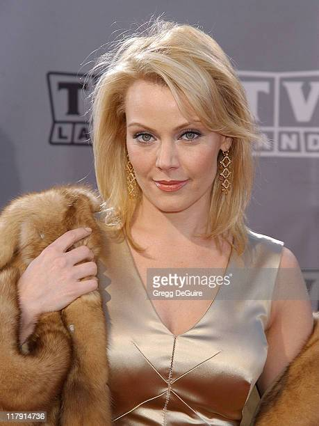 Gail O'Grady during TV Land Awards A Celebration of Classic TV Arrivals at Hollywood Palladium in Hollywood California United States