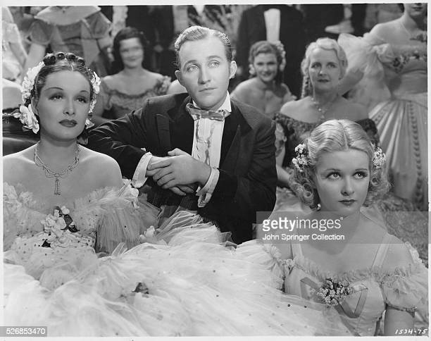 Gail Patrick Bing Crosby and Joan Bennett star in the 1935 film Mississippi