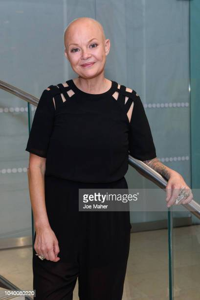 Gail Porter at Wellcome Collection on September 25, 2018 in London, England.