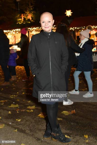 Gail Porter attends the VIP launch of Hyde Park Winter Wonderland 2017 on November 16, 2017 in London, England.