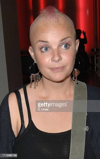 Gail Porter during Living TV Launch at The Cumberland Hotel in London Great Britain