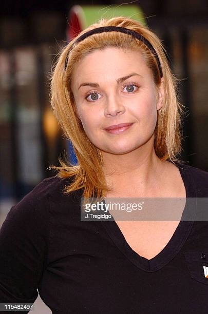 Gail Porter during World Vision Hope Breakfast Press Launch at Oxo Tower in London Great Britain