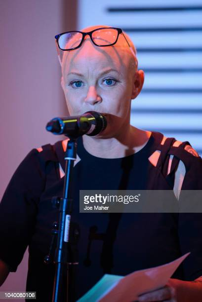 Gail Porter at Wellcome Collection on September 25 2018 in London England