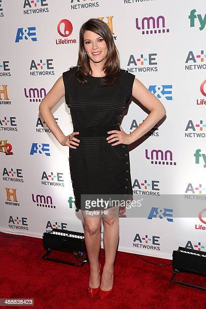 Gail Simmons attends the 2014 A+E Networks Upfronts at Park Avenue Armory on May 8, 2014 in New York City.