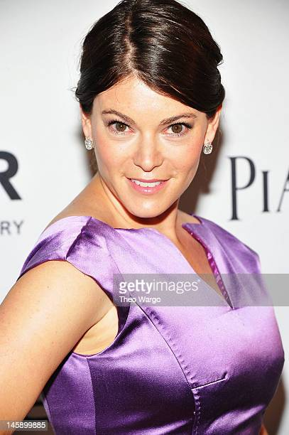 Gail Simmons attends the 3rd annual amfAR Inspiration Gala New York at The New York Public Library - Stephen A. Schwarzman Building on June 7, 2012...