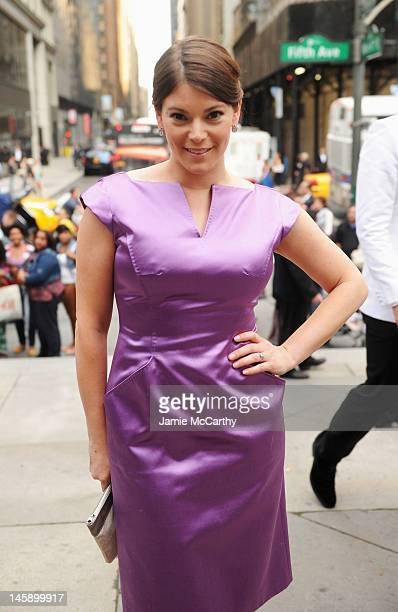 Gail Simmons attends the 3rd annual amfAR Inspiration Gala New York at The New York Public Library Stephen A Schwarzman Building on June 7 2012 in...