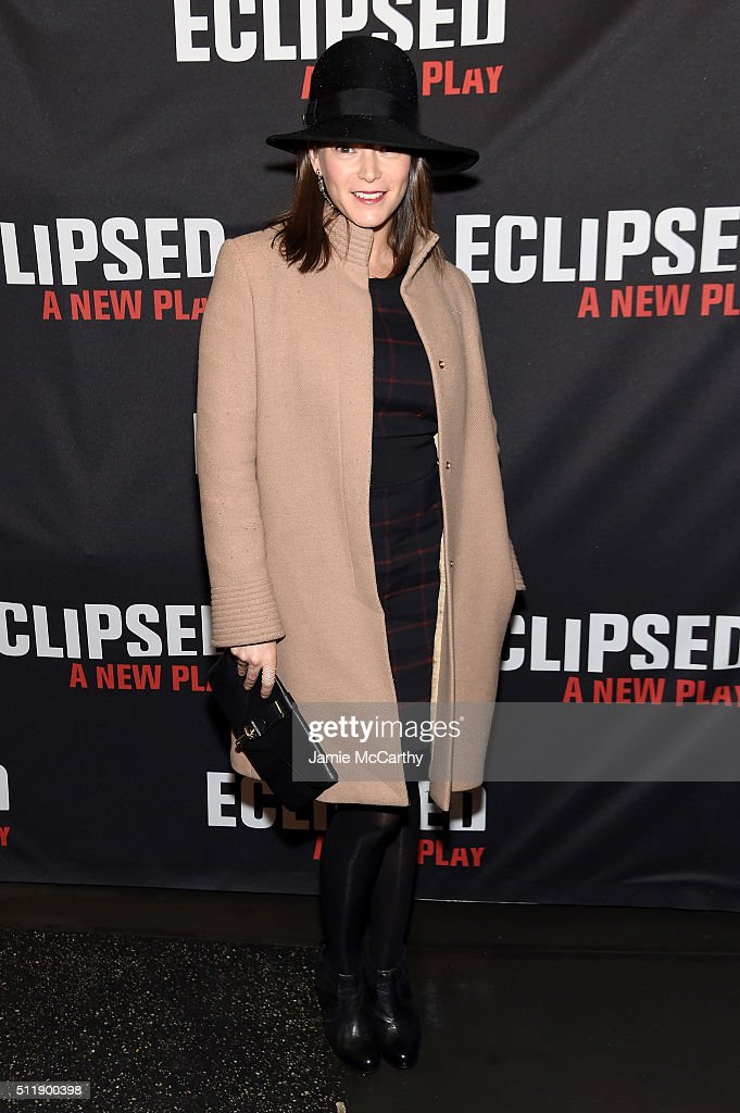 """""""Eclipsed"""" On Broadway Preview"""
