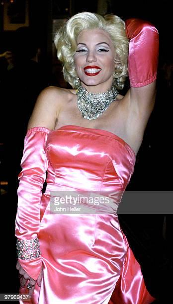Gailyn Addis Marilyn Monroe Impersonator