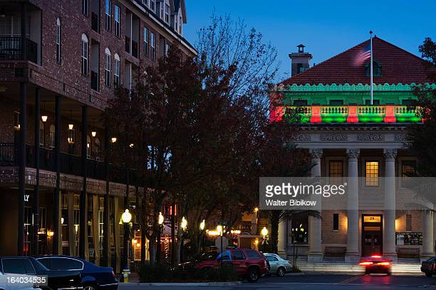 gainesville, florida, exterior view - gainesville florida stock pictures, royalty-free photos & images