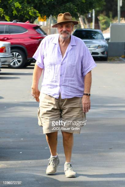 Gainey is seen on October 22, 2021 in Los Angeles, California.