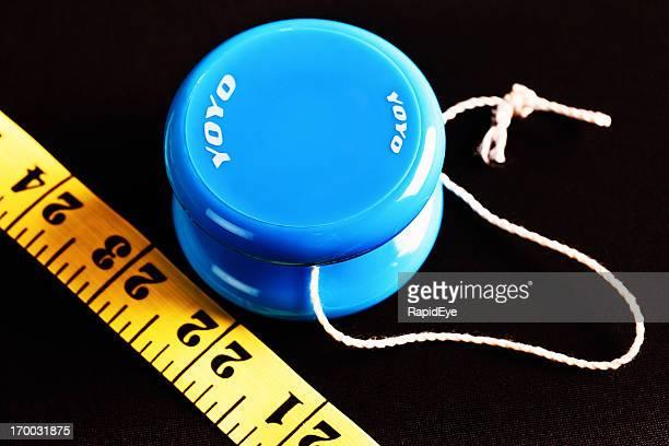 Gagner ou perdre pouces: Les risques de yo-yo Régime amaigrissant